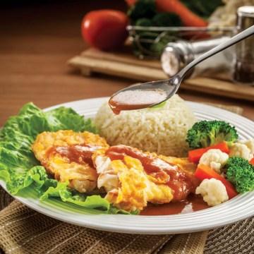 Hanianese Fish Fillet Rice(Rp56)