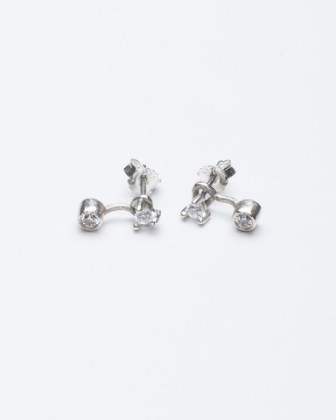 Pendientes de small affaire (38 €)