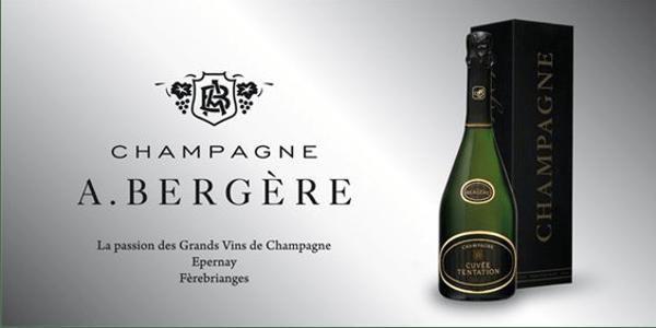 """Dégustation  champagne """"A.BERGÈRE"""" les 17/18/19 Novembre 2016"""