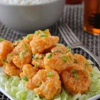 Crunchy Spiced Shrimp - Bang Bang Shrimp