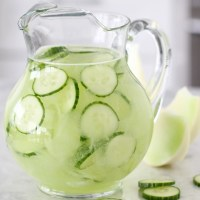 Cucumber Melon Drink