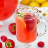 Berry Pink Lemonade