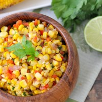 Fire Roasted Corn Salad