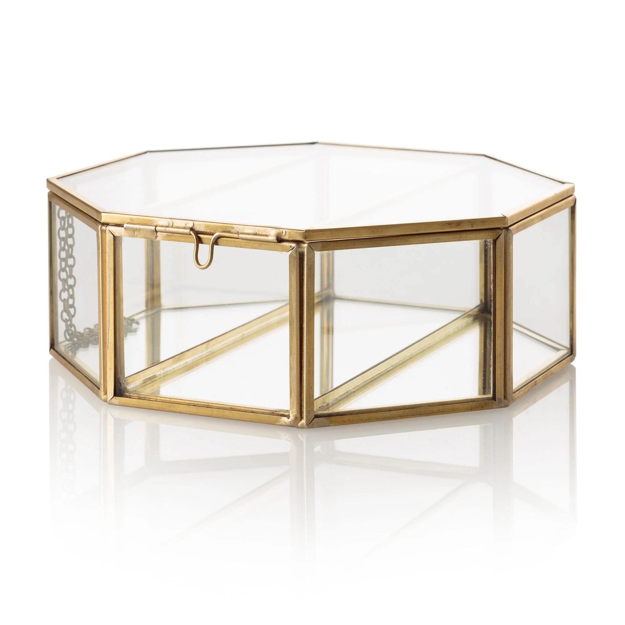 Fullsize Of Glass Jewelry Box