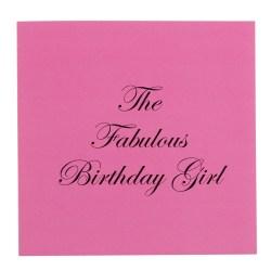Small Of Happy Birthday Fabulous