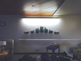 Evening install