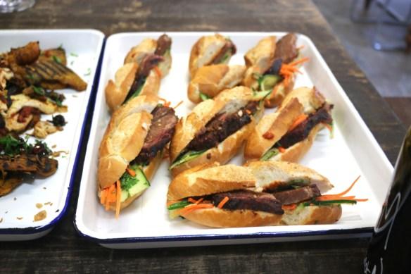 Meatworks - Beef brisket Vietnamese bagettes