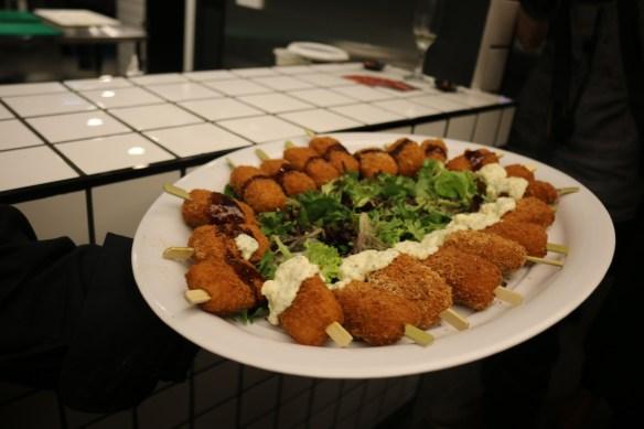 Tetsujin - Potato croquettes