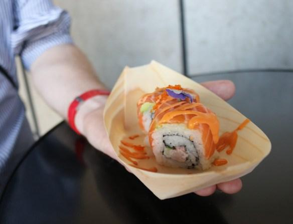 Tetsujin - Sushi