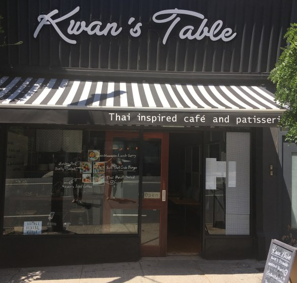 Kwan's Table - St Kilda