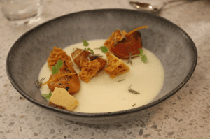 Roxborough - yoghurt panna cotta