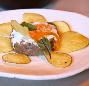 MPD Steak Kitchen - Beef tartare