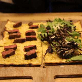 Resto Bobo - Steak, salad, parmesan