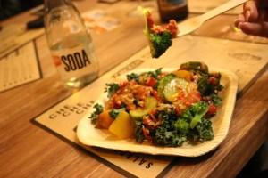 Che - Spicy quinoa salad