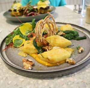 Northcote STN - Lemon & parmesan gnocchi
