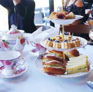 Woolshed high tea - Docklands