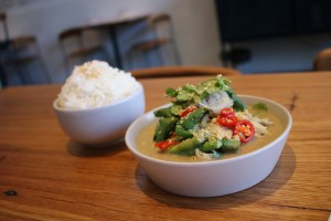 Rock Sugar - Green curry