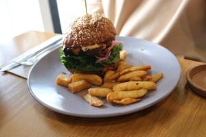 Prospect Espresso - Panko chicken burger