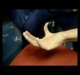 A mão elástica