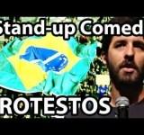 Protestos – Stand-up Comedy de Rafinha Bastos