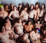 Mulheres sem photoshop, maquiagem e totalmente peladas (1)