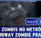 Zumbis no metrô – Câmera escondida SBT no Ceará