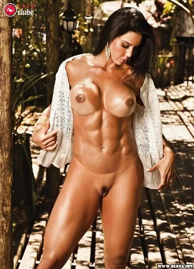 Revista Sexy Gracyanne Barbosa