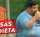 Coisas que acontecem quando se tá de dieta