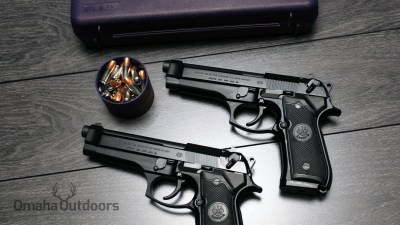 Gun Review: Beretta 92FS 9mm - The 30th Anniversary - Omaha Outdoors