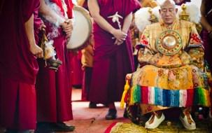 His Holiness the Dalai Lama's visit to Bodhgaya to confer the 32nd Kalachakra empowerment in January, 2012.