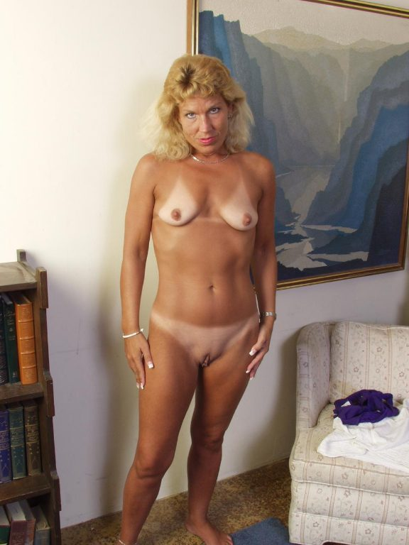 mature housewives naked in woods