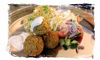 Falafel Feature