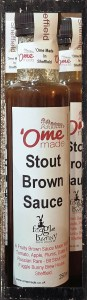 stout brown sauce