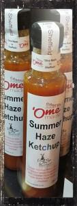 summer haze ketchup