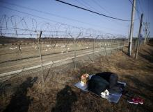 North Korea opens border