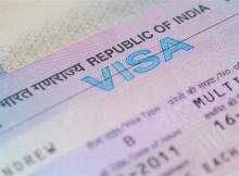 e-visa of India