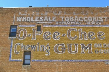 prince albert ghost sign 2