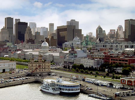 Photo of mystery city