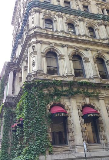 Hôtel Le St-James, Vieux Montréal