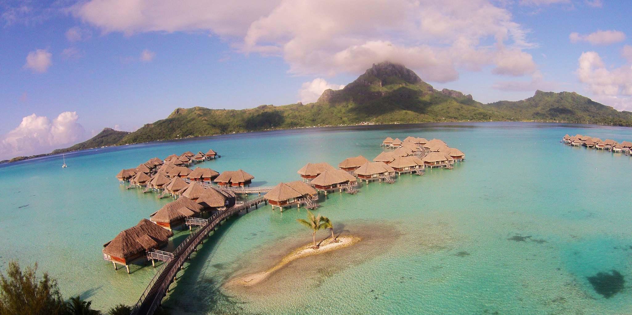 Honeymooning In The Maldives Or In Bora Bora