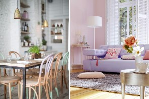 Ice Cream Colors Home Design