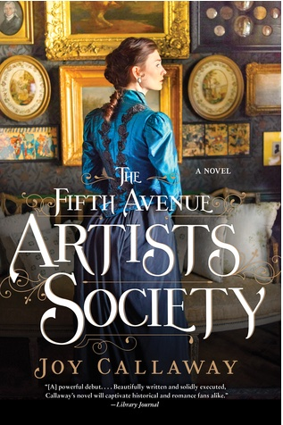 The Fifth Avenue Artists Society Book Cover