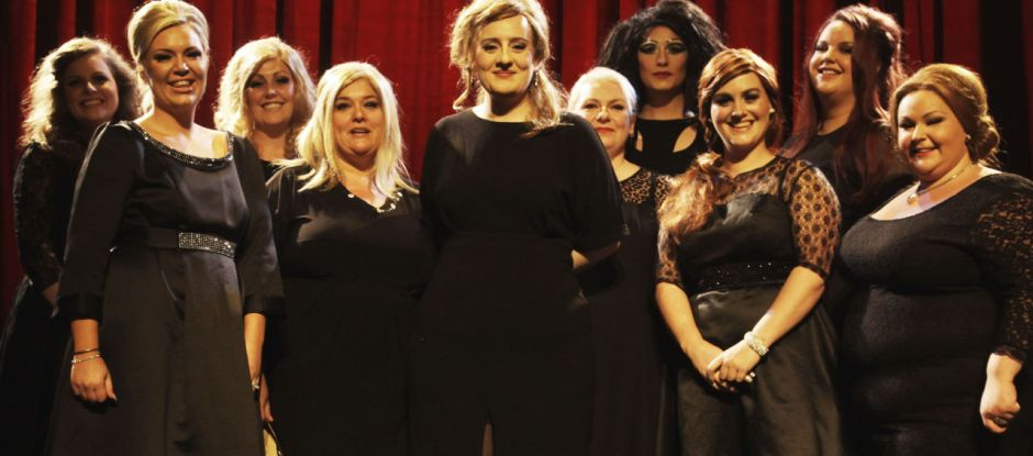 Read about how KT Star met and sang with the REAL Adele!