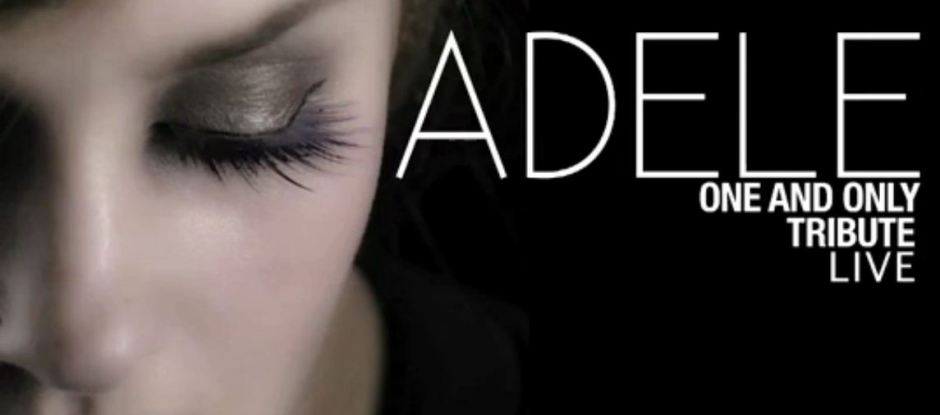 KT Star as Adele, The UK number 1 Adele Tribute