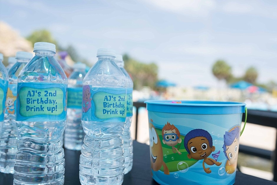 Amarii Turns Two! Bubble Guppies Party; One Balanced Mama Blog Post