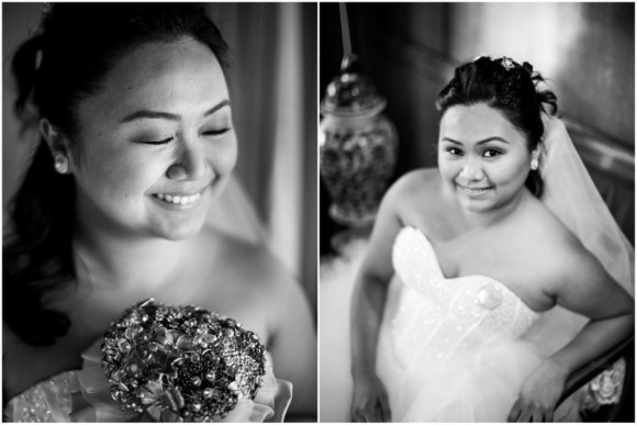 Bride's Portraits by Really Awesome Weddings