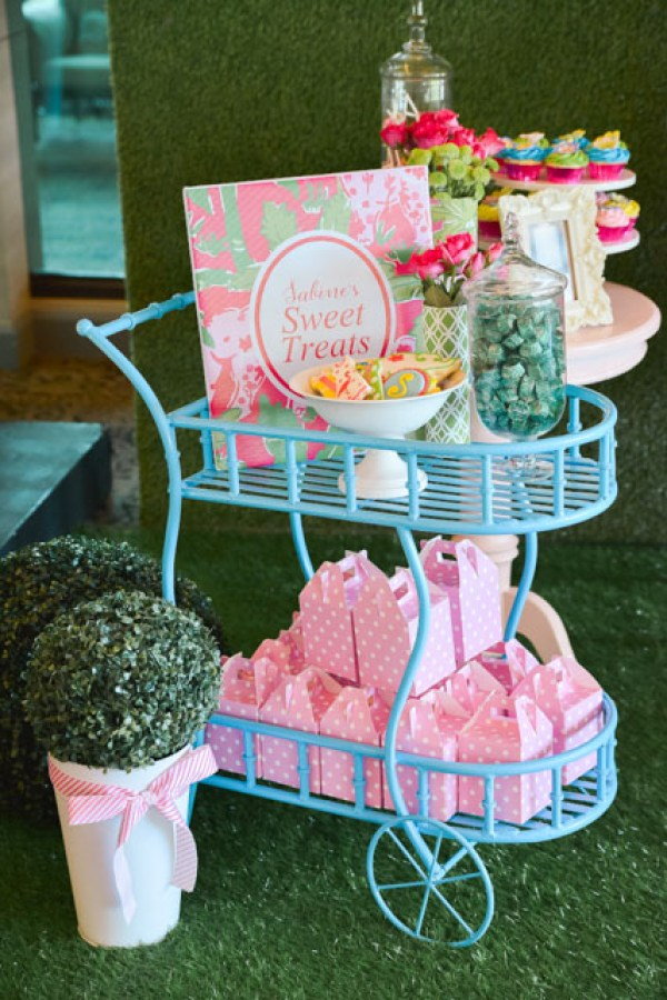 Lilly Pulitzer Party Details