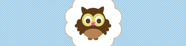 Owl Party Printables Water Labels