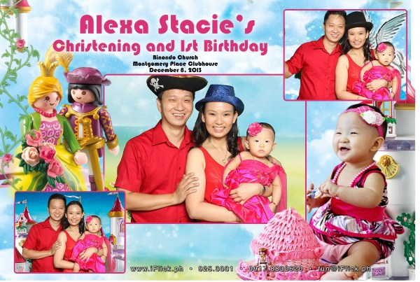 Alexa's Photobooth Layout