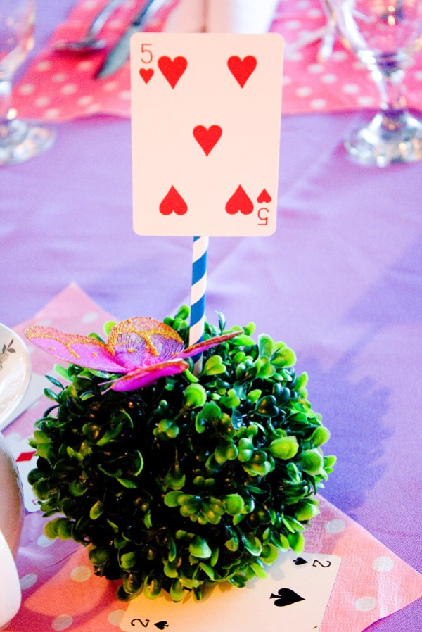 Alice in Wonderland Themed Party - 22